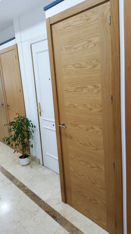 Fábrica de puertas de madera Madrid