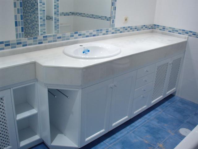 Muebles de baños a medida en Madrid